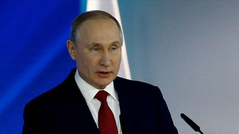 Putin: Küresel ekonomi yeni ağır sorunlarla karşılaşabilir