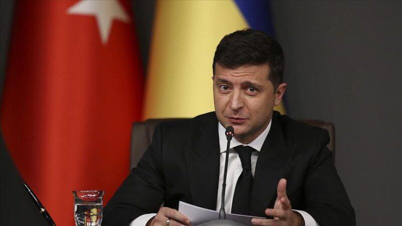 Ukrayna Devlet Başkanı'ndan Türkiye açıklaması