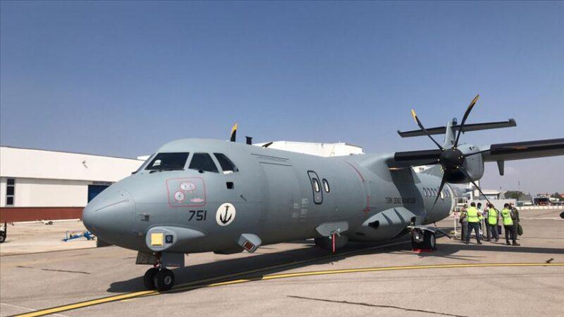MSB: 6 deniz karakol uçağının kabul faaliyetlerine başlandı