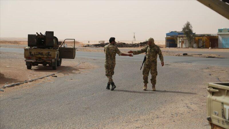 Libya'da mahsur kalan 2 Türk işçi kurtarıldı