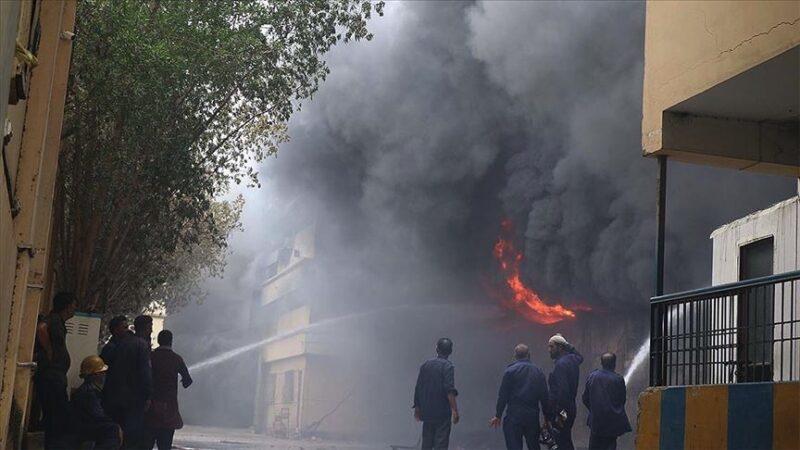 Pakistan'da medresede patlama: 7 ölü