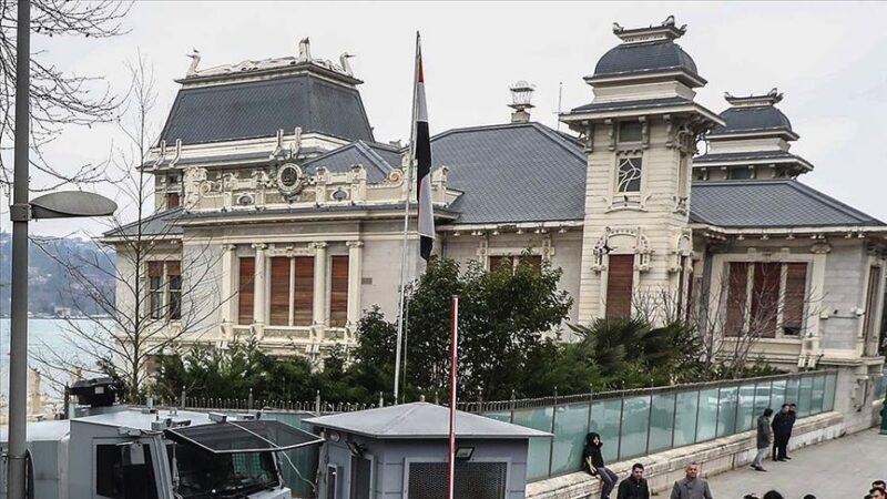 Mısır İstanbul Başkonsolosluğu görevlileri hakkında soruşturma
