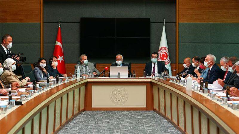 Enerji alanında düzenlemeler içeren kanun teklifi kabul edildi