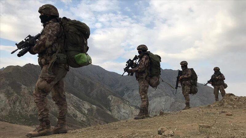 Jandarma ve MİT'ten ortak operasyon! Ahmet Çağdavul öldürüldü