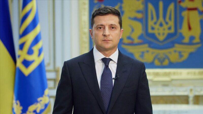 Ukrayna Devlet Başkanı: Azerbaycan'ın toprak bütünlüğünü destekliyoruz