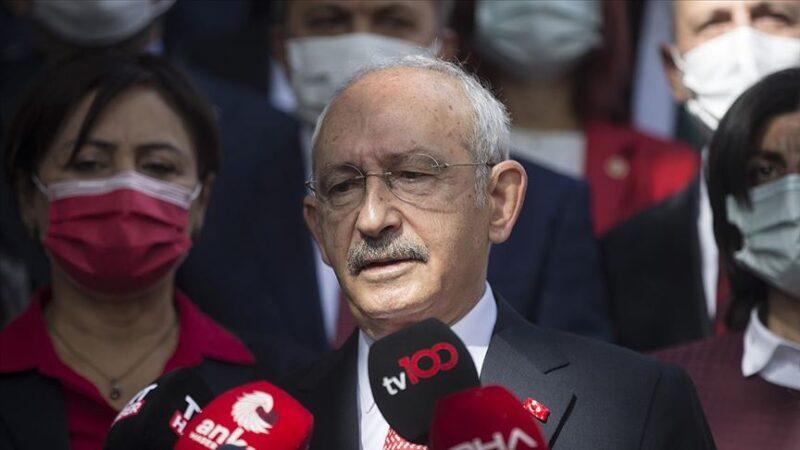 Kılıçdaroğlu: Cumhuriyetimizi demokrasiyle taçlandırmak zorundayız
