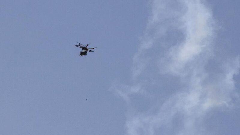Dağlık Karabağ'daki çatışmalar sırasında İran'a İHA düştü