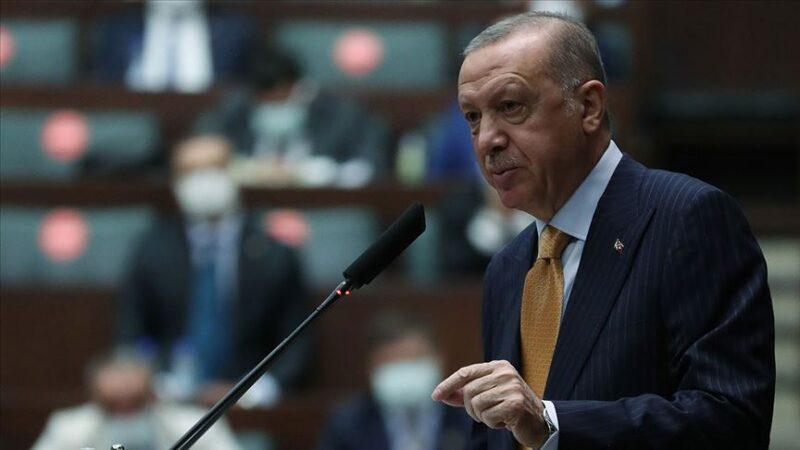 Cumhurbaşkanı Erdoğan'dan ahlaksız karikatür hakkında suç duyurusu