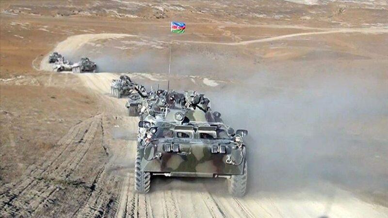 Azerbaycan ordusu 3 köyü işgalden kurtardı