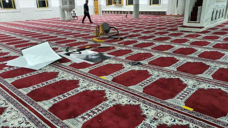 Avustralya'da Türkler'e ait camiye saldırı!