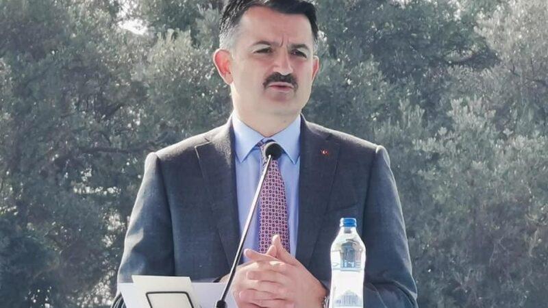 Türkiye'nin ilk erişilebilir kuş gözlemevi Bakan Bekir Pakdemir'linin katılımı ile açıldı