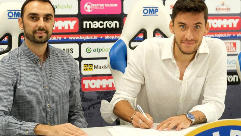 Bursaspor'da da oynamıştı… Hırvatistan'a transfer oldu…