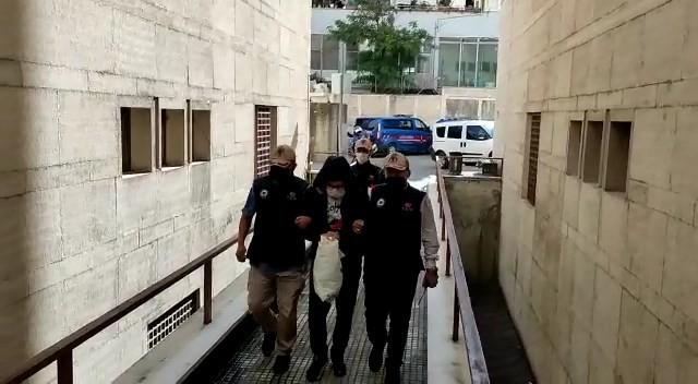 Yurtdışına kaçacaktı! Bursa'da yakalandı