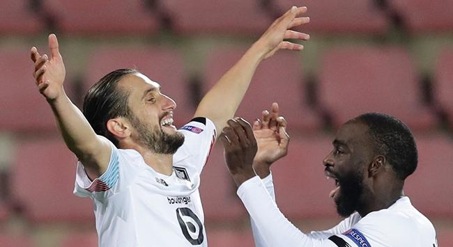UEFA'da haftanın oyuncusu bir Türk…