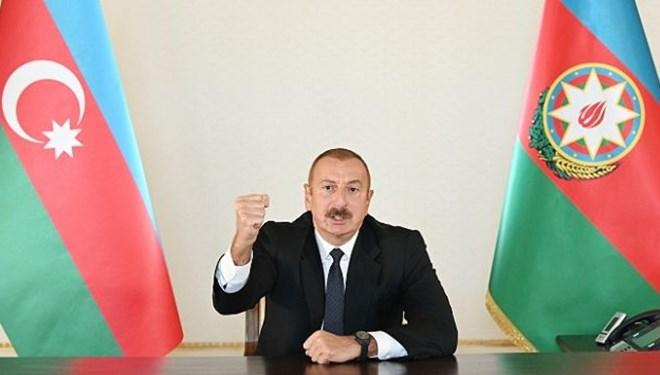 Azerbaycan-İran sınırı işgalden kurtarıldı