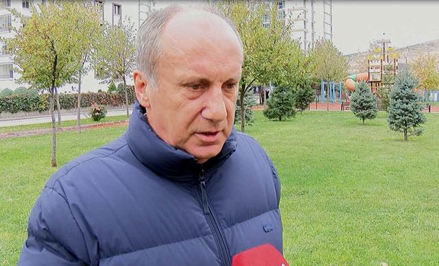 İnce'den Kılıçdaroğlu'na: Sıkıştığı zaman ortaya bir yalan atıyor