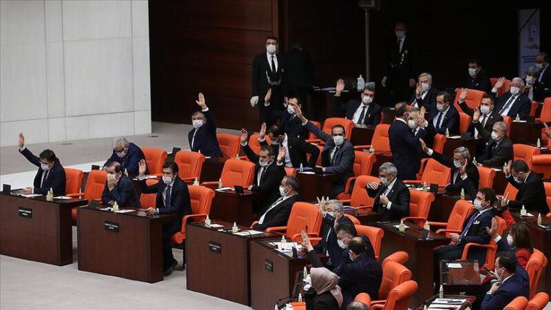 Meclis'te bugüne kadar 100 vekil korona oldu
