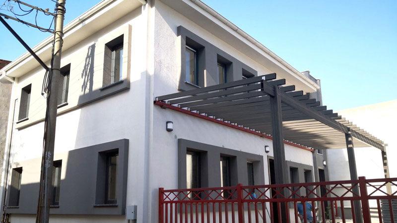 Deryanur Camii için ek hizmet binası