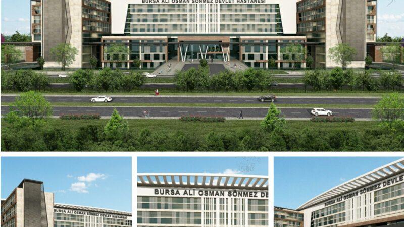 Kentin tam göbeğinde yeni bir Şehir Hastanesi: Acemler'de ışık göründü