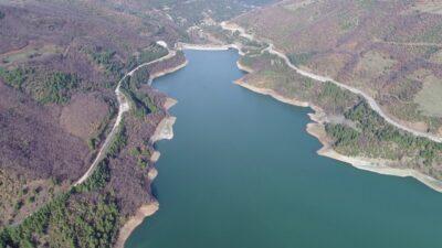 Doğancı'nın seviyesi düştü, Nilüfer'de su bitti: Bursa için susuzluk tehlikesi!