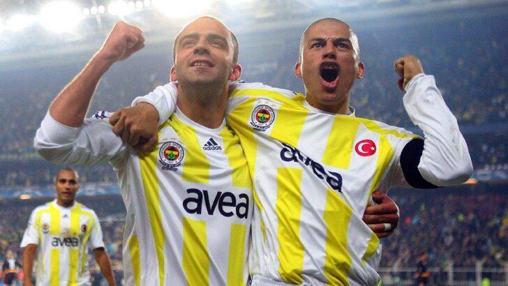 Efsane isim Fenerbahçe'ye geri döndü!