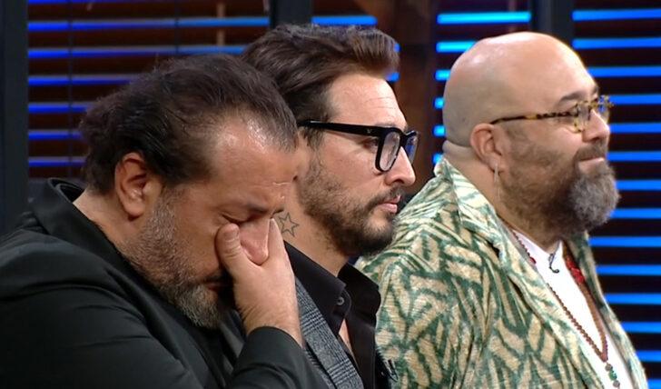 Mehmet Şef'i yıkan veda! Gözyaşlarına boğuldu