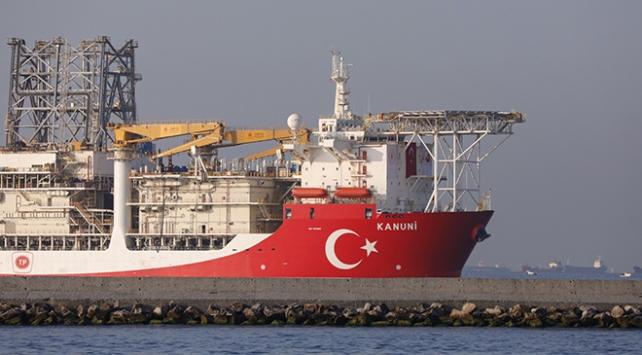 Kanuni Karadeniz'e açılıyor