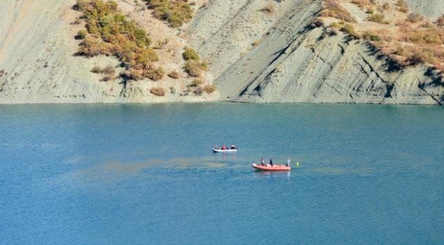 Kayıp Gülistan'ı arayan ekipler bir ayda 163 saat dalış yaptı