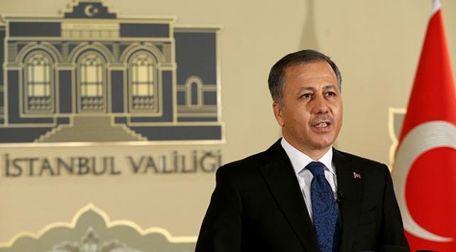 İstanbul Valisi Yerlikaya, Covid-19 denetim verilerini açıkladı