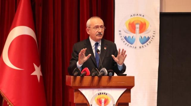 Kılıçdaroğlu: Esnaf bakanlığının kurulması lazım