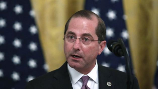 ABD Sağlık Bakanı'ndan Covid-19 aşısı açıklaması