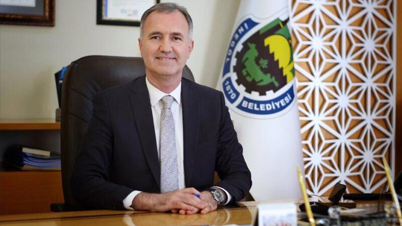 Başkan Taban'dan Öğretmenler Günü kutlama mesajı