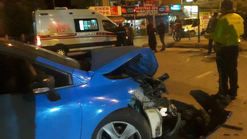 Korkunç kaza! Çok sayıda yaralı var…