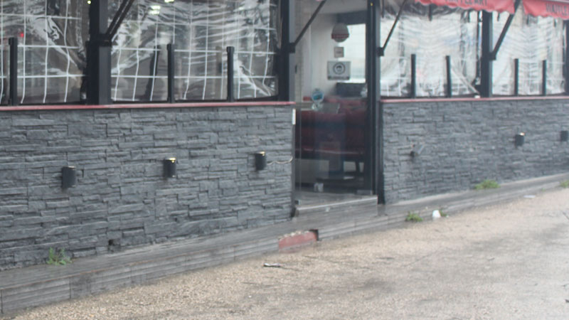 Bursa'da kafeye giren hırsızlar güvenlik kayıtlarını da çalmış