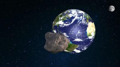 NASA duyurdu: Dünya'ya doğru geliyor