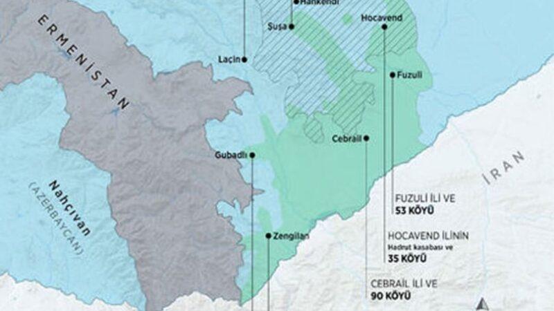 Türk dünyası kavuştu! Nahçıvan'dan Azerbaycan'a koridor