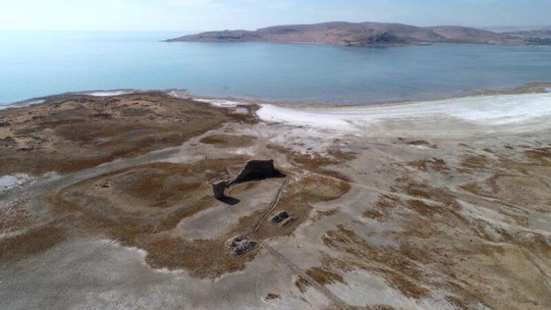 1840'lı yıllara kadar kullanılmıştı… Sular çekilince ortaya çıktı