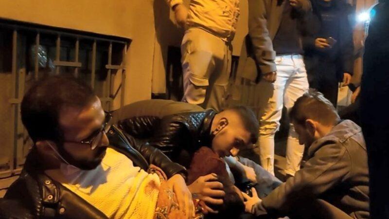 Yer: Bursa… Kanlar içinde yatarken… Onu vuranın annesini teselli etti
