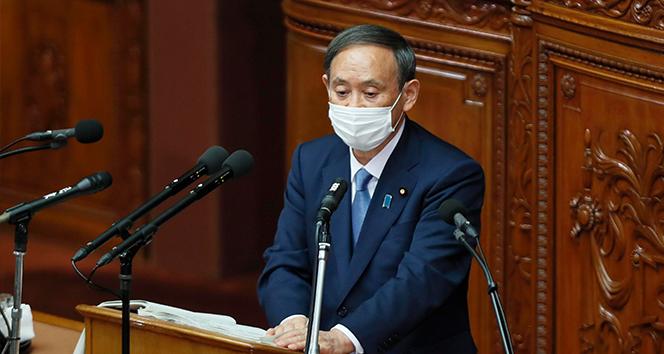Japonya Başbakanı Suga: 'Yeni nükleer santraller gündemimizde yok'