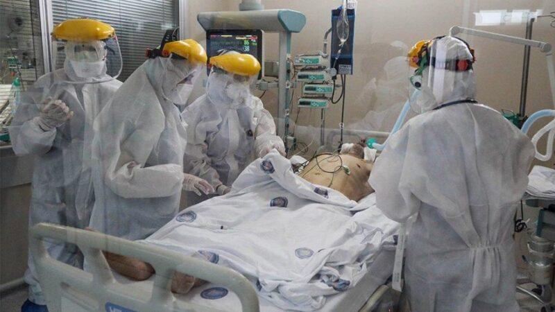 Hastanelerde Covid-19 alarmı! 'Tsunami' başladı