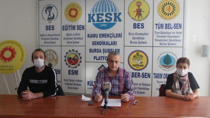 Bursa'da okullar mercek altına alınacak