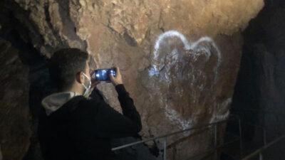Bursa'da tepki çeken olay! 3 bin yıllık mağaranın…