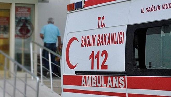 İki polis kazada yaşamını yitirdi