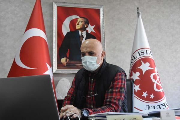 Bursa'da koronavirüsü atlatan müdür vatandaşlara seslendi