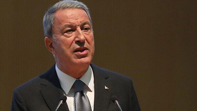 Bakan Akar'dan Azerbaycan tezkeresi ile ilgili açıklama!
