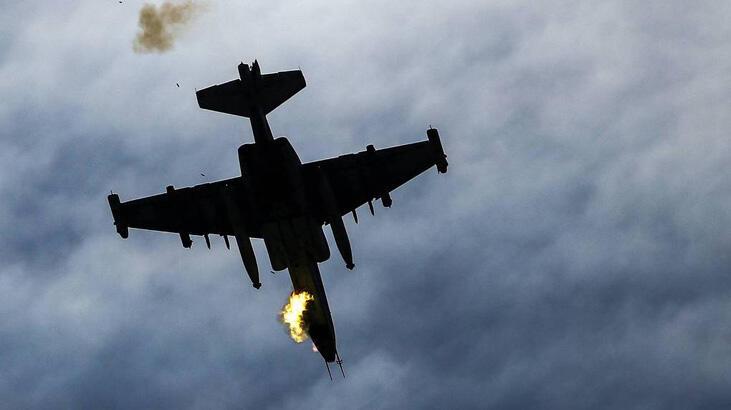 Azerbaycan bir savaş uçağı daha düşürdü!
