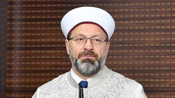 Diyanet İşleri Başkanı Ali Erbaş'tan Celal Çelik'e suç duyurusu