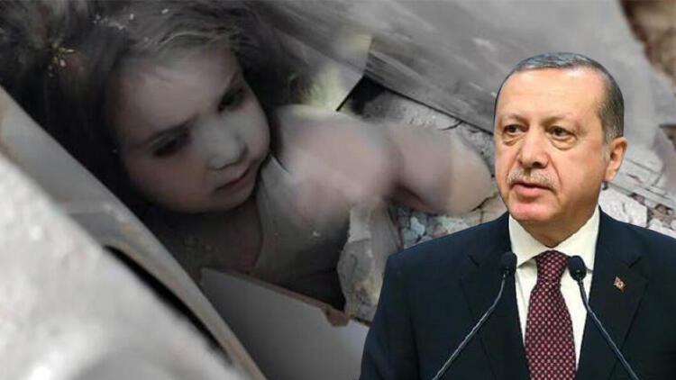 Cumhurbaşkanı Erdoğan, Ayda'nın babasıyla görüştü