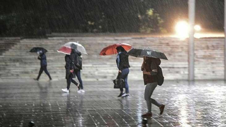 Bursa'da hava durumu! Meteoroloji'den flaş uyarı