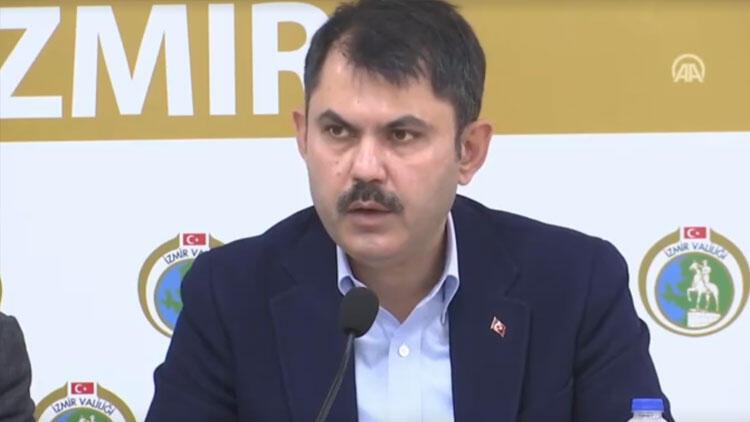 Bakanı Murat Kurum'dan önemli açıklamalar…